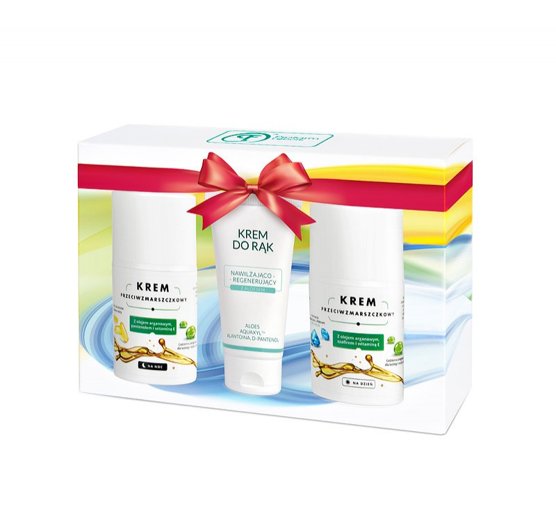 Gift set of creams